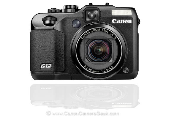 Canon G12 Camera photo
