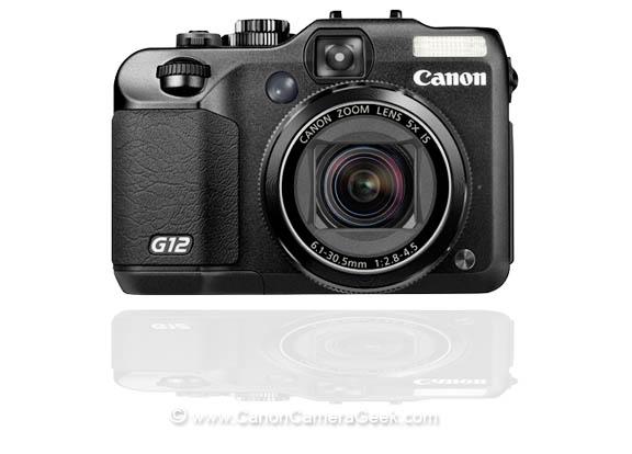 Canon G12 Camera photo