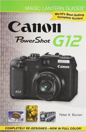 Canon G12 Guide Book
