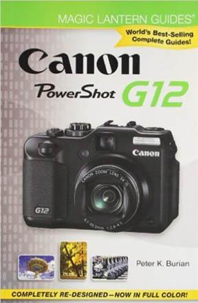 Magic Lantern Canon G12 Guide Book