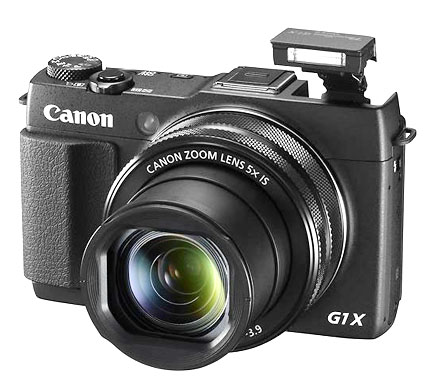 Canon G1X Mark II for Christmas
