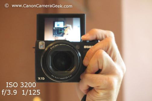 Canon G1x Mark II ISO Test Photo 1