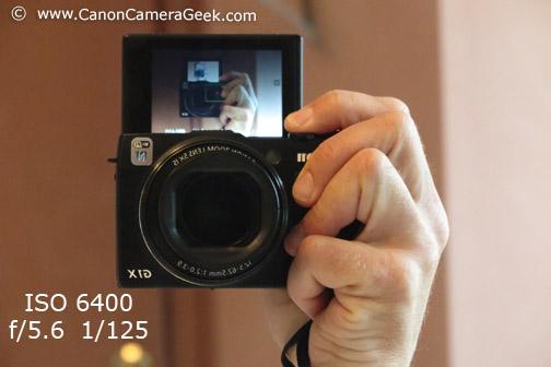 Canon G1x Mark II ISO Test Photo 2