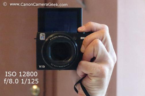 Canon G1x Mark II ISO Test Photo 3