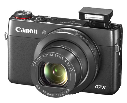 Canon G7 X for Christmas