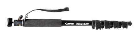 The Canon 500 monopod replaces the Canon 100