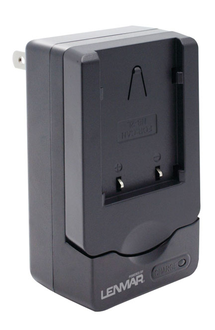 Canon NB-2HL Battery Charger Made by LenMar