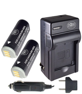 Canon PowerShot N Battery Charger