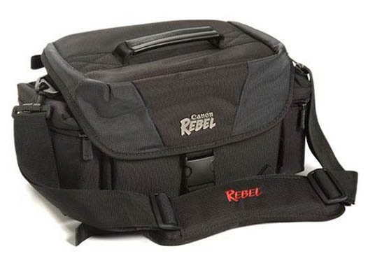 Canon Rebel DSLR Camera Bag
