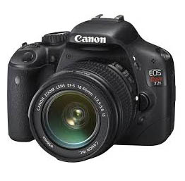 Canon t2i Without Battery Grip