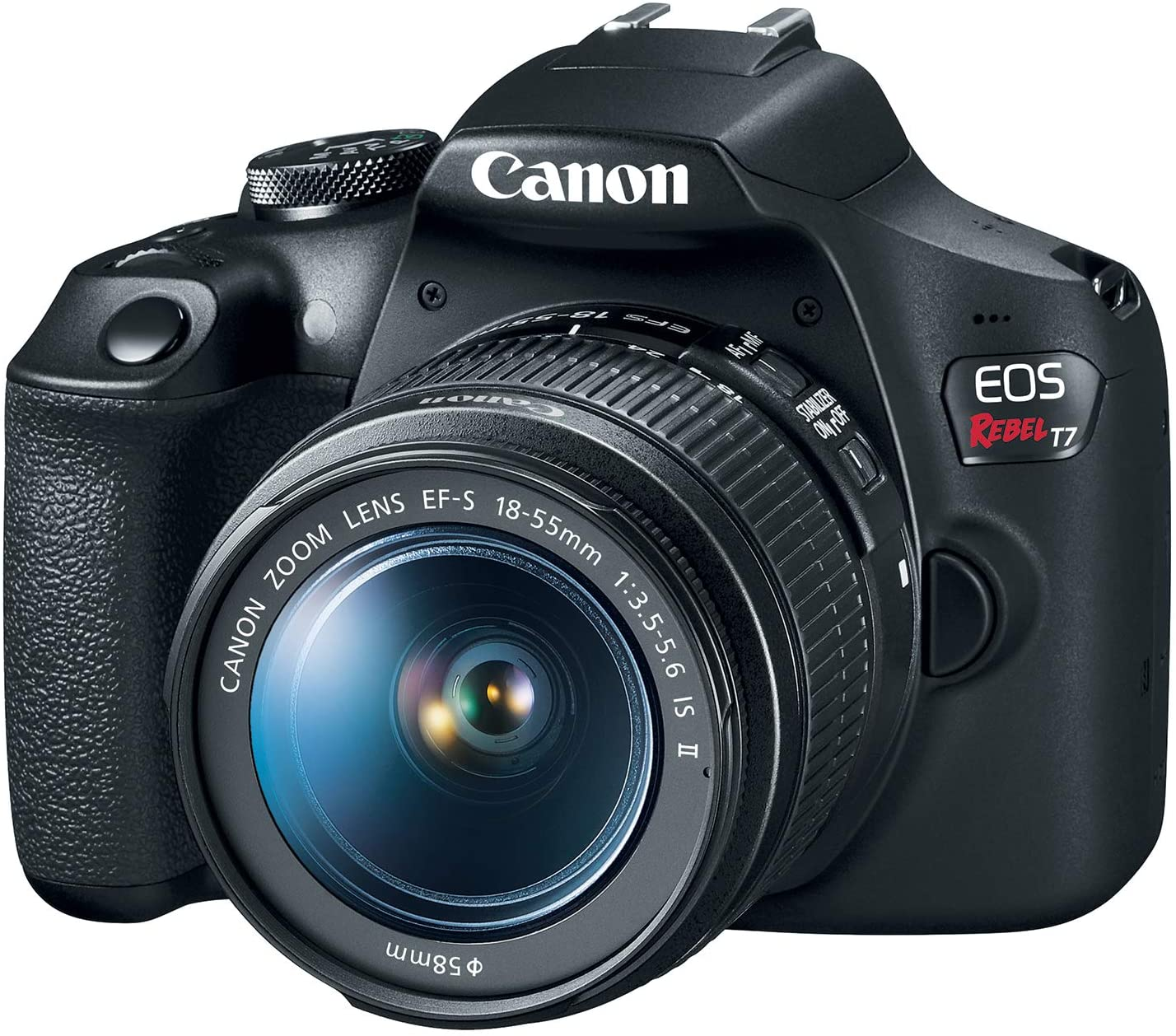 Canon Rebel t7 Camera