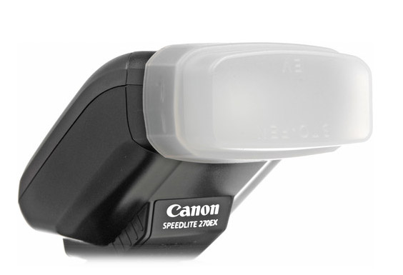 Canon Speedlite Diffusion Attachment