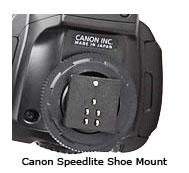 Speedlite Shoe Mount