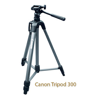 Three-legged tripods are substantially heavier than single-legged monopods