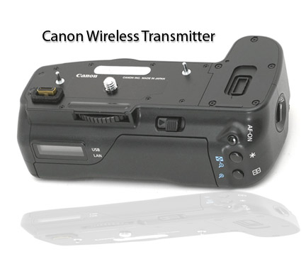 Canon Wireless Battery Grip WFT-E3/E3A