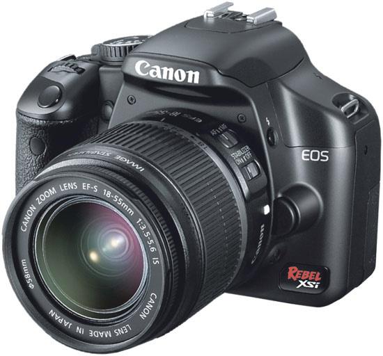 Canon XSi 450D