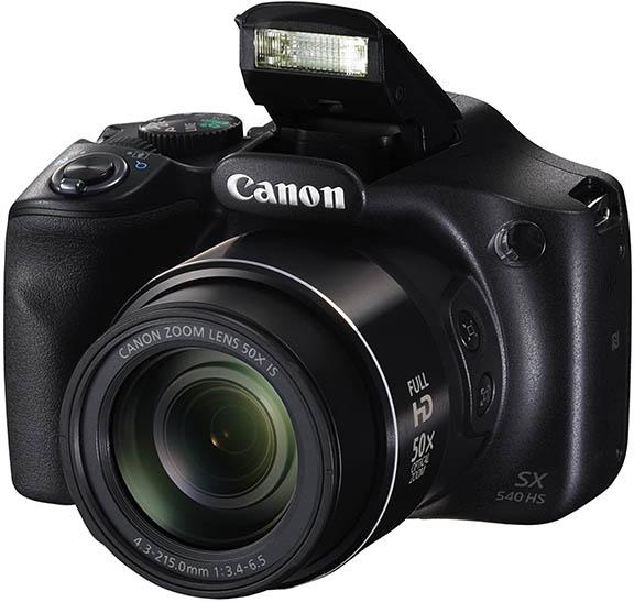 Canon  SX540 HS Camera