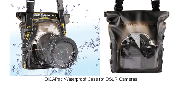 DiCAPac WP S5 Waterproof-camera-case
