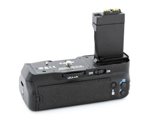 Battery Grip for Canon T3i is BG-E8