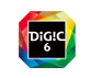 Digic 6 Processor Logo