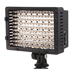 LED Light Panel For Canon 70D Hot Shoe