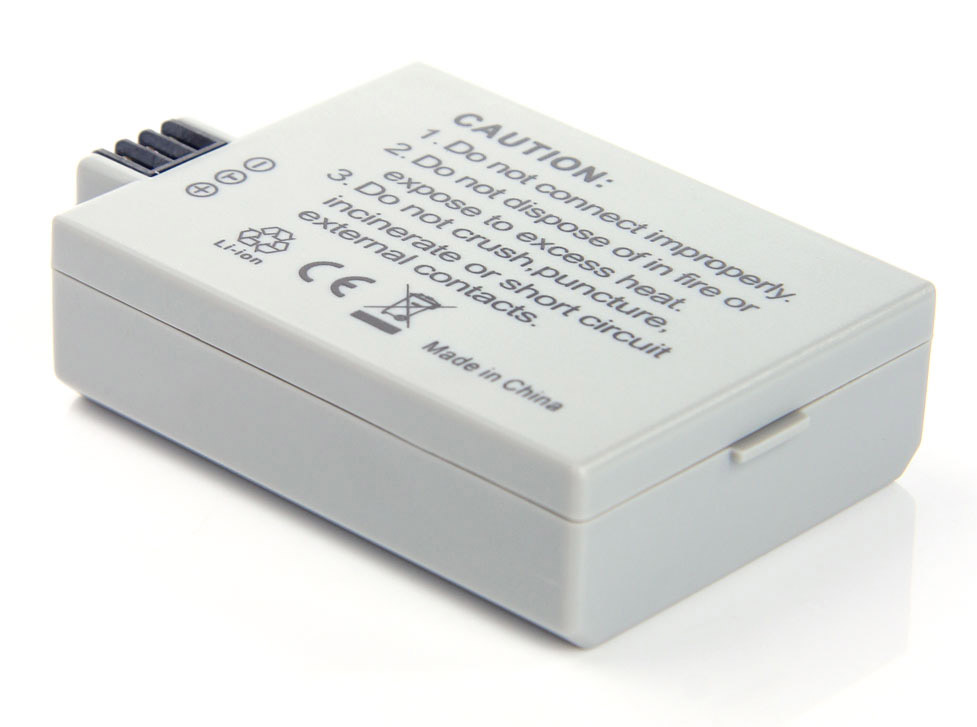 Canon LP-E5 Battery Alternative