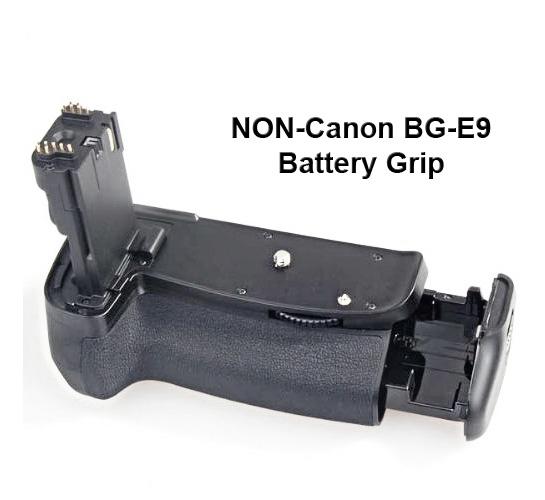 NON-Canon 60D Battery Grip for Canon EOS 60D
