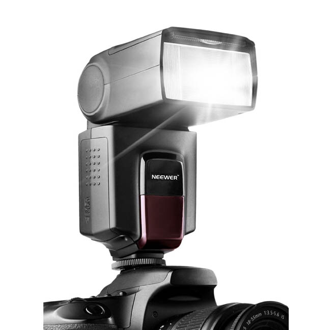 Non-Canon Speedlite For Canon T3i