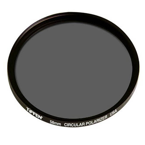 Use a Polarizer Filter as an Accessory for Your Canon T3i