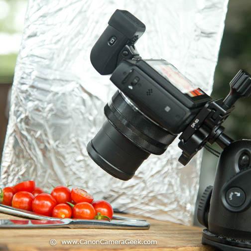 Macro Photography Set-up With the G1X Mark II
