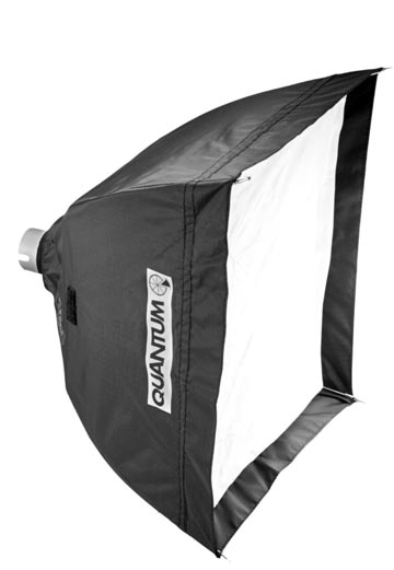 Quantum Q-flash softbox