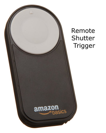 Remote Shutter Release for Canon 70D