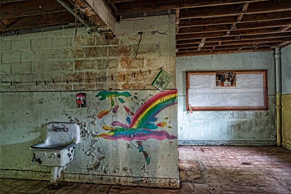 Richard Lewis Photography - Abandoned Nike Missile Base Project