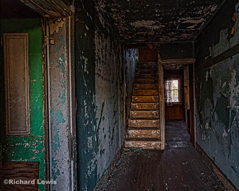 Richard Lewis Photography - Abandoned House - 2