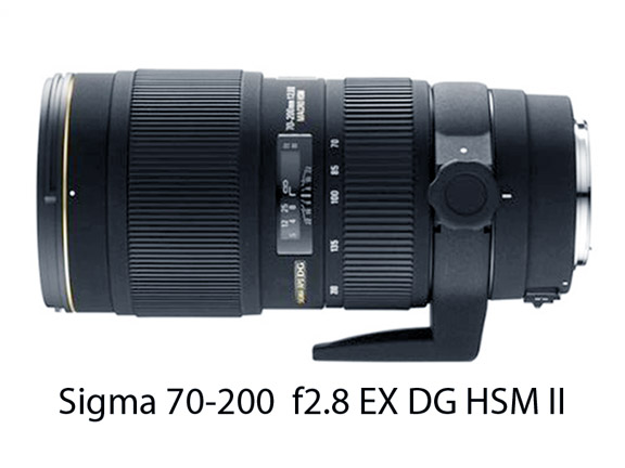 Sigma 70-200 f2.8 Canon Alternative Lens