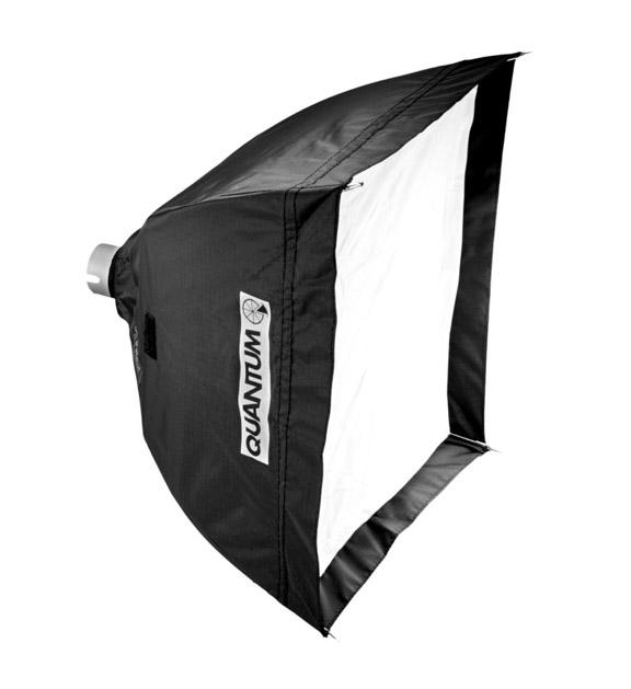 Soft-box Accessory for Quantum Q-Flash