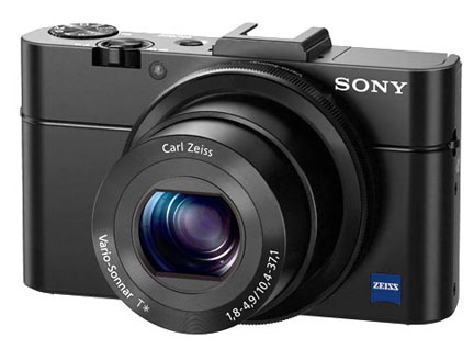 Sony RX100 III for Christmas Gift