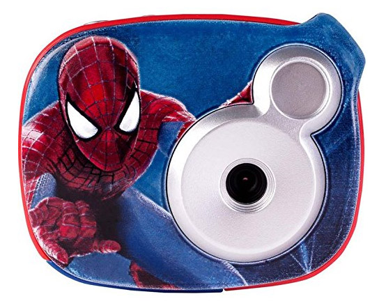 Spiderman camera for kids - Don't judge a camera based on its cover