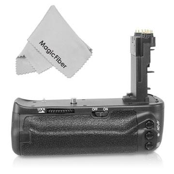 Vivitar batter grip for Canon 6D camera