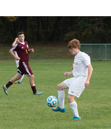 Action Soccer Photo