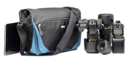 Alternatives to Canon digital camera bags are high quality bags made by ThinkTankPhoto