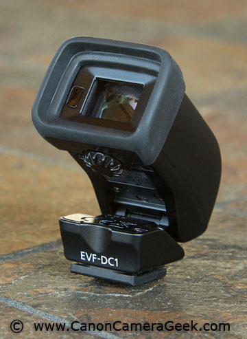 G1x Mark II EVF Viewfinder