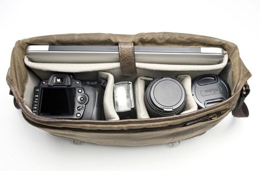Camera bag for men