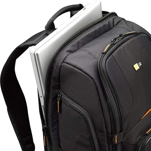 camera bag laptop compartment
