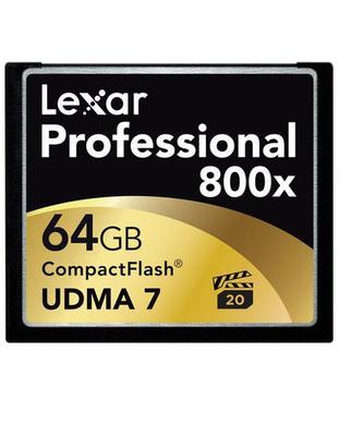 Lexar 64 MB Card