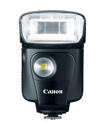 Speedlite 320EX has a built in LED Video Light