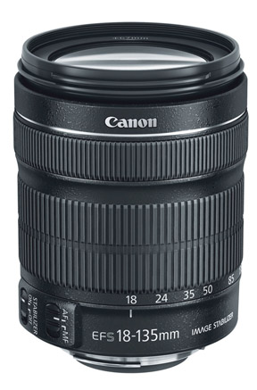 Canon 18-135 lens for t5i