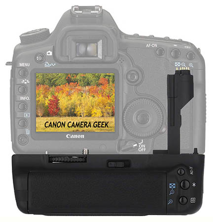 Canon 5D Mark II Battery GRip Choice
