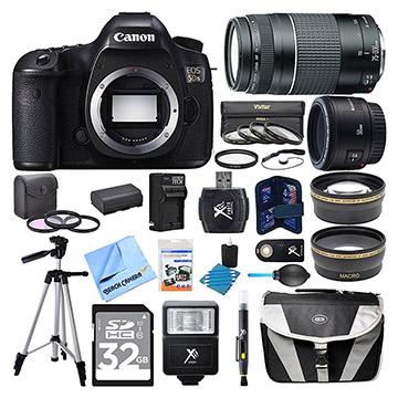 Canon 5d-S Kit