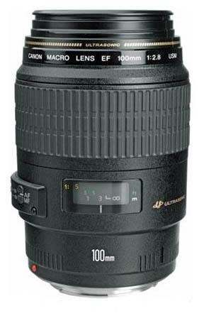 Canon starter macro lens